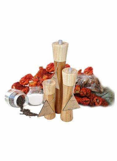 Paprika Karabiber Öğütücü Küçük-Bambum
